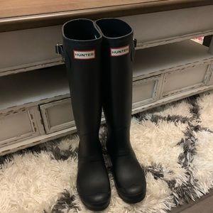 Hunter Original Tall Boots - Women